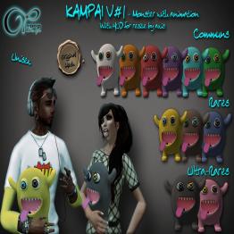 Affiche FANTASY GACHA KAMPAI V#1