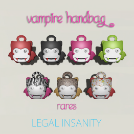 Legal Insanity - Vampire Bags (AD)