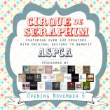 Cirque de Seraphim - Sponsors