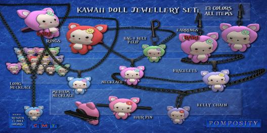 Kawaii Doll Gacha